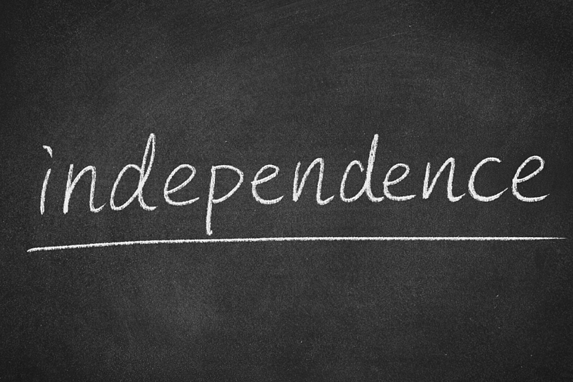 Workplace independence
